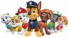 """Paw Patrol """"Dance"""" to the Rescue Camp (3-6yrs) @ The Dance Factory 