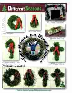 Wreath Fundraiser Forms Due