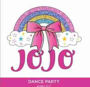 JoJo Dance Party Dance Camp ages 5-7 @ The Dance Factory